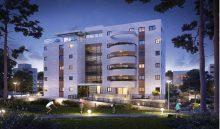 דווקא בקורונה: חברת שתית מדווחת על שיא במכירות החברה - 155 יחידות דיור. בתמונה: פרויקט שתית במוריה. צילום: lvolve media