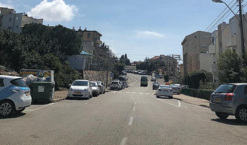 רחוב נעמי