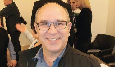 """יו""""ר ועדת תרבות תורנית. יואב רמתי (צילום: בועז כהן)"""