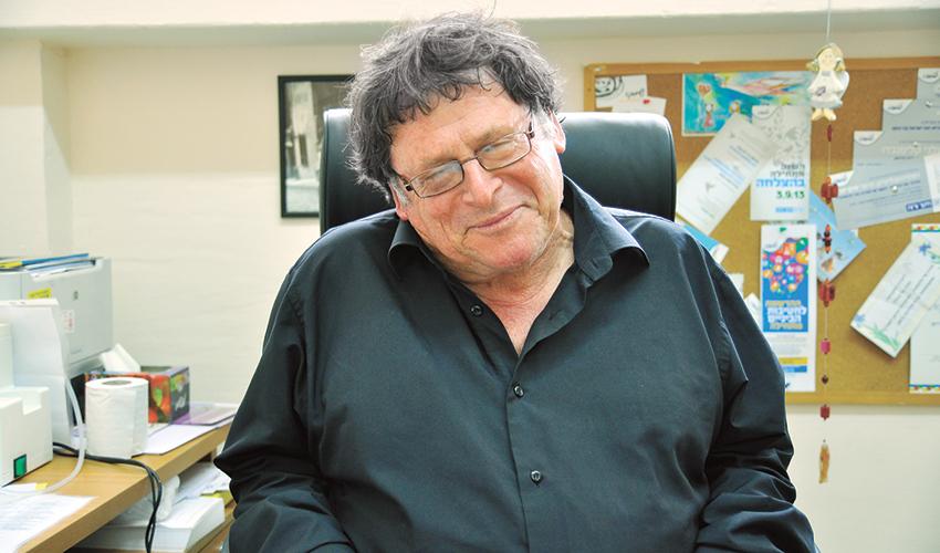 מנהל עירוני ג' יהושע בן איתמר (צילום: אריאל מזרחי)