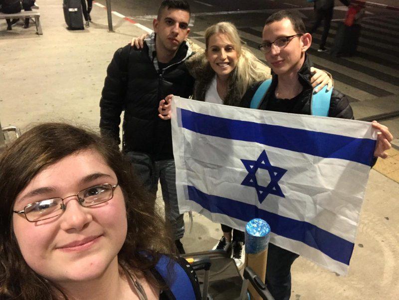 הקרן לחיפה תמכה במימון נסיעת משלחת היזמים הצעירים מחיפה לתחרות בינלאומית בלטביה