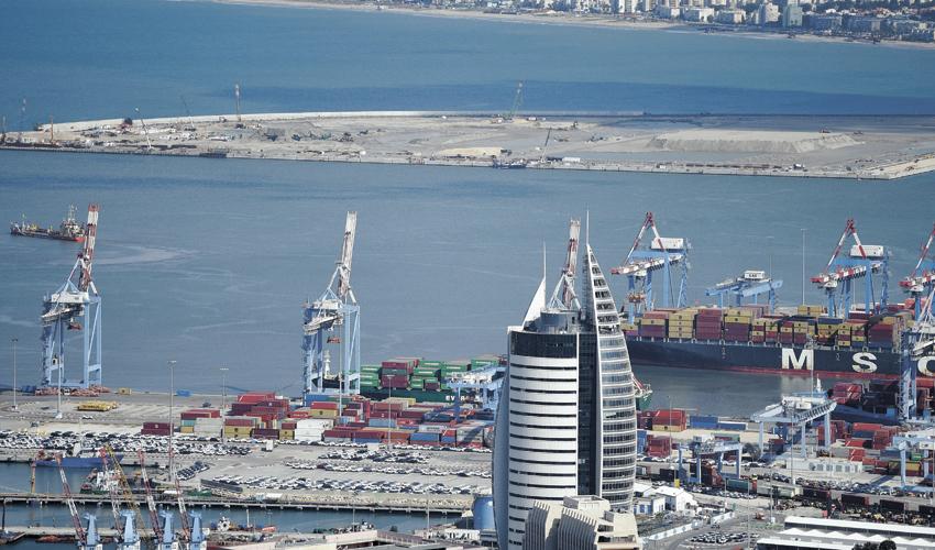 נמל המפרץ (צילום: רמי שלוש)