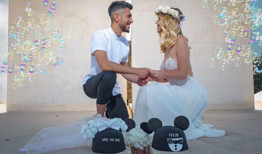 """חן חרמון ושי שינגי מתכוננים לחתונה. """"אני מבטיחה שזה לא יהיה קיטשי"""" (צילום: מבטים)"""