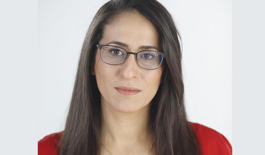 """עו""""ד שרית גולן שטיינברג (צילום: מיכה בריקמן)"""