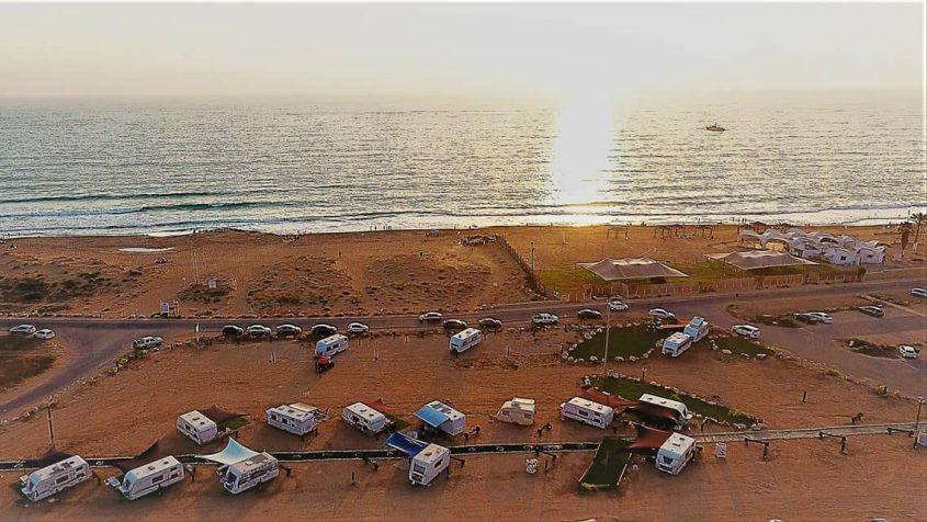 החופשה המושלמת בחוף בצת. צילום: שירן אבאיו