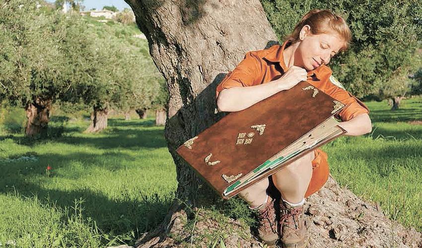 """ההצגה """"בלשים ביער"""" (צילום: ינאי מוזס)"""