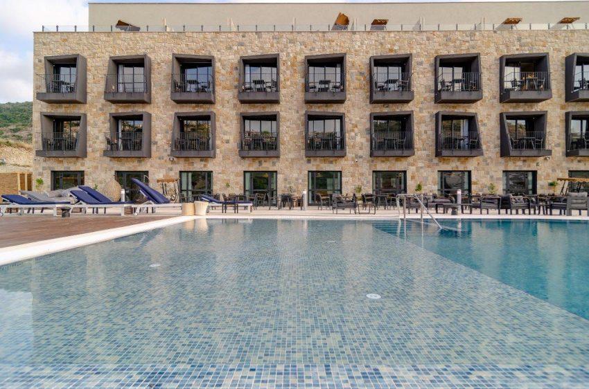 מלון קדם (צילום: רון שלף)