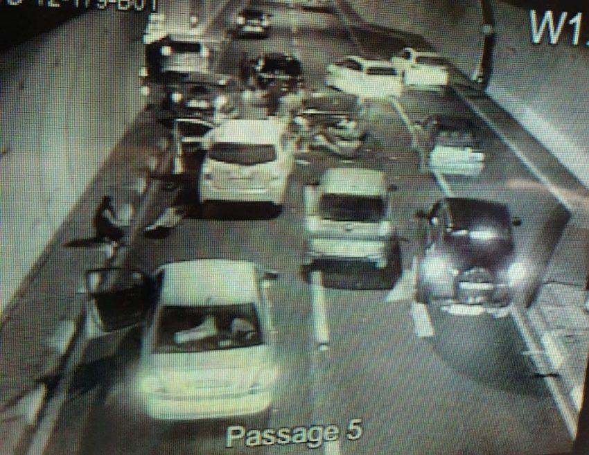 התאונה במנהרות הכרמל