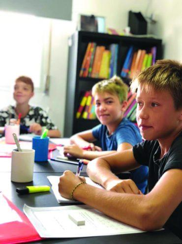 חיבור מיוחד בין התלמידים לצוות ההוראה