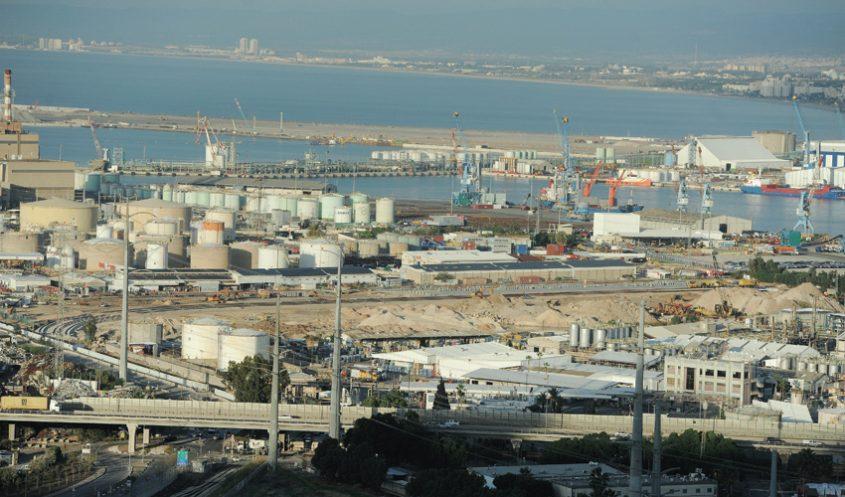 מפרץ חיפה (צילום: רמי שלוש)
