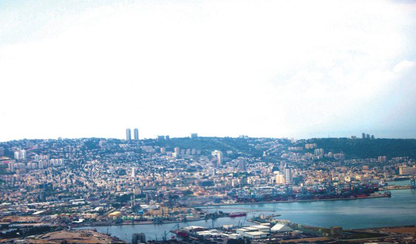 חיפה (צילום: מוטי מילרוד)