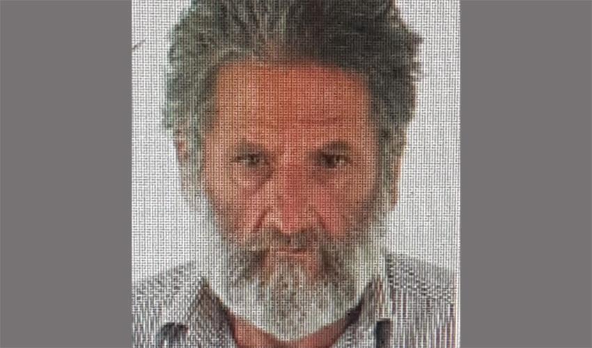 שמואל סלומון (צילום: דוברות המשטרה)