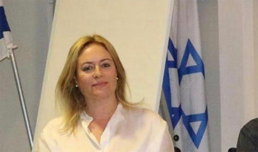 """עו""""ד ענבל ריבלין (צילום: דוברות עיריית חיפה)"""