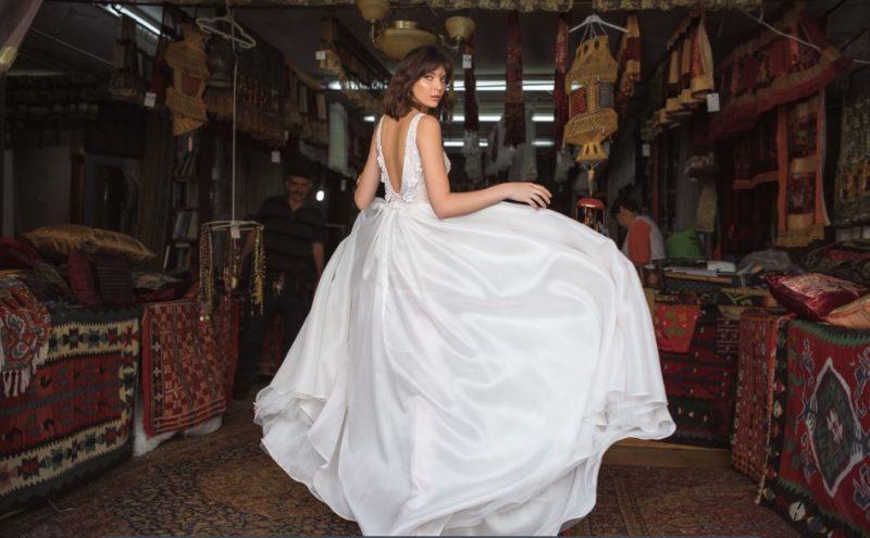 עדי עמוס, סטודיו לעיצוב שמלות כלה וערב. צילום: ולאד לימר