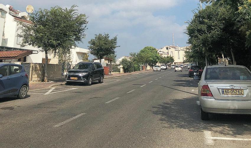 רחוב יקינטון