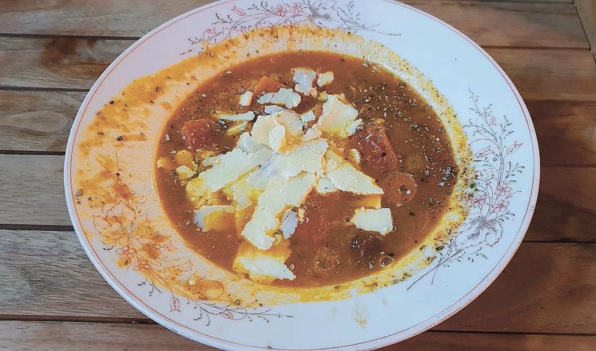 מרק עגבניות