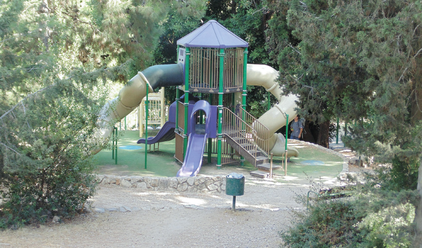 גן ההרפתקאות (צילום: יוסי מזור)