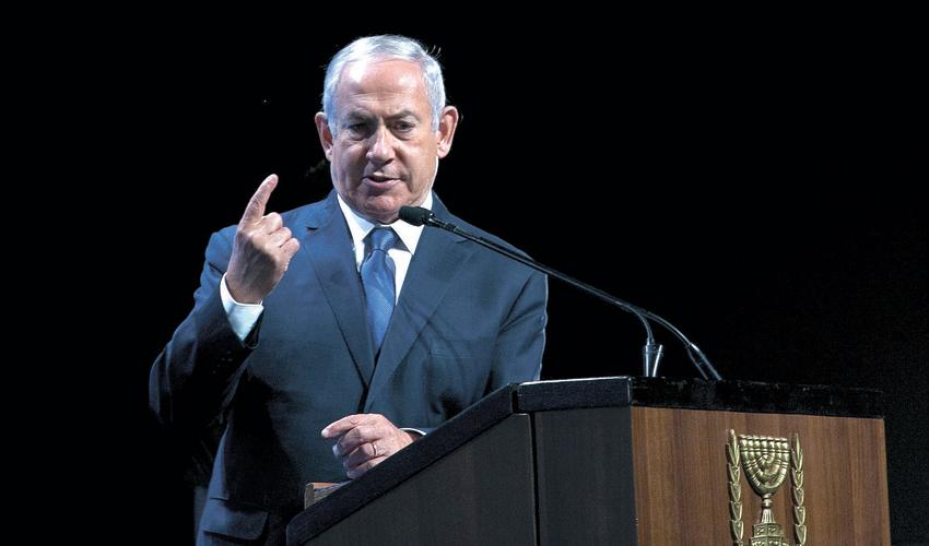 ראש הממשלה בנימין נתניהו (צילום: עופר וקנין)
