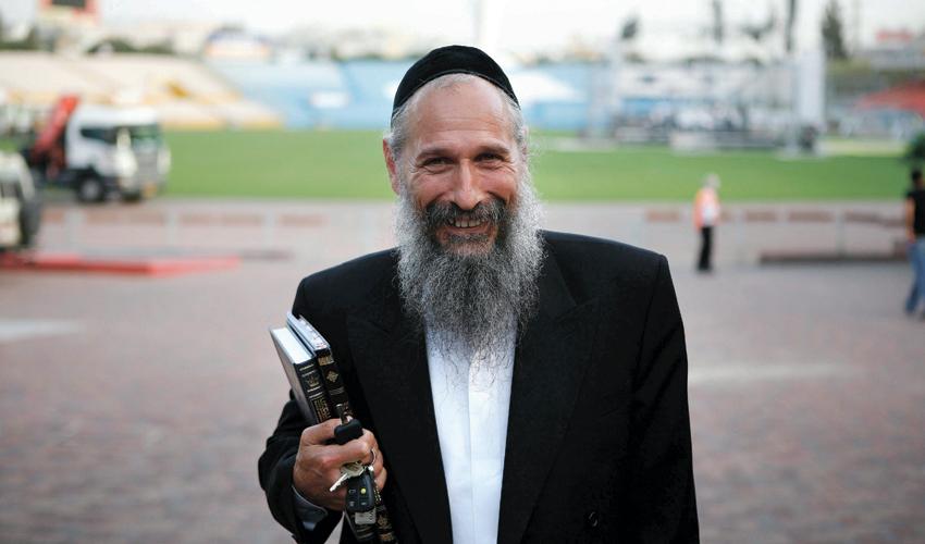 מרדכי בן דוד (צילום: תומר אפלבאום)