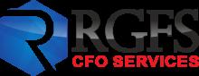 לוגו RGFS. עוצב על ידי Mahbub A