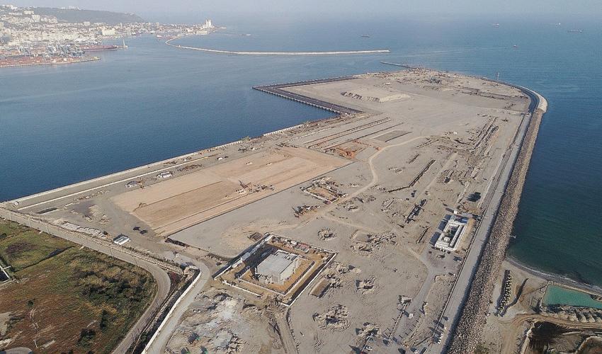 נמל המפרץ (צילום: רענן כהן)