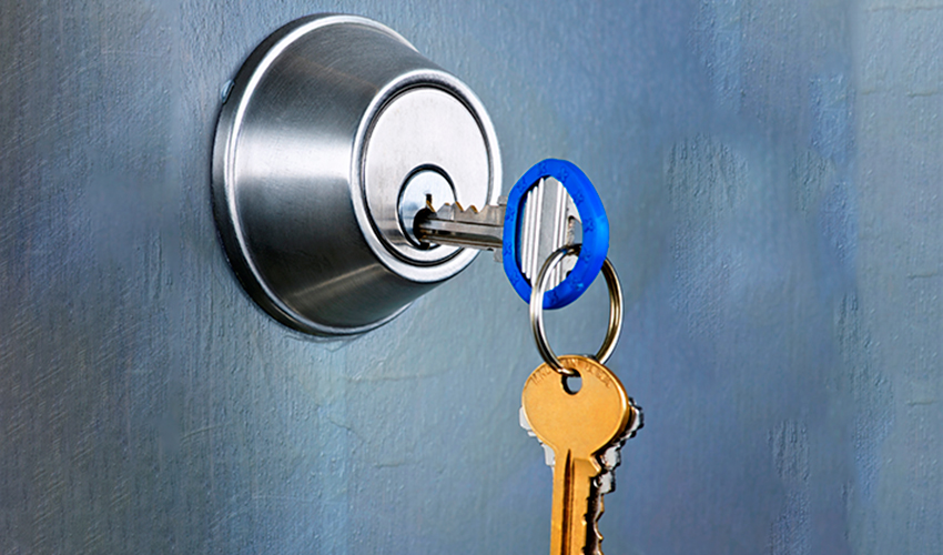 מפתח לדירה (צילום: א.ס.א.פ קריאייטיב/INGIMAGE)