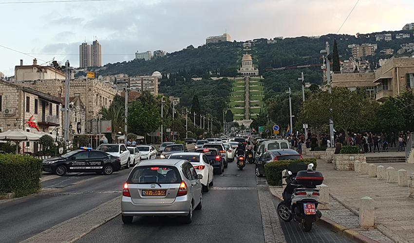 שדרות בן גוריון (צילום: בועז כהן)