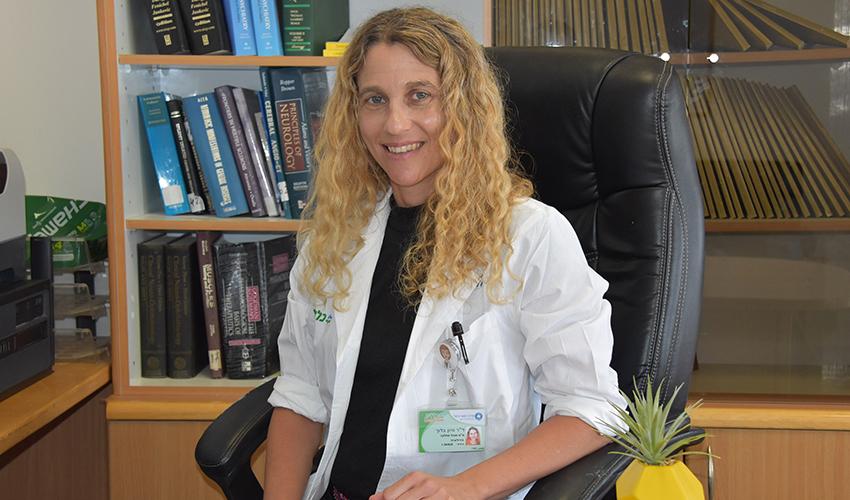 """ד""""ר סיון בלוך (צילום: אלי דדון)"""