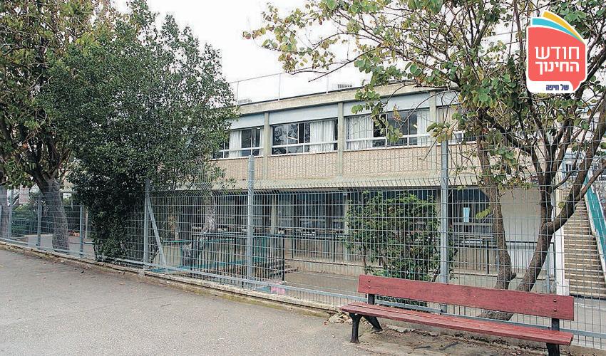 """בית הספר אהוד ע""""ש שלמה תל (צילום: גוסטבו הוכמן)"""