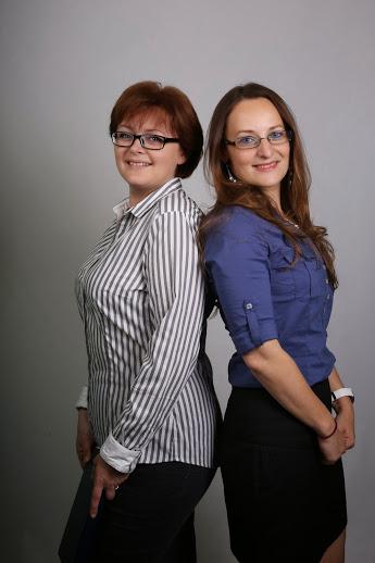 ויקטוריה ואנה. צילום: אליסה מילובידוב
