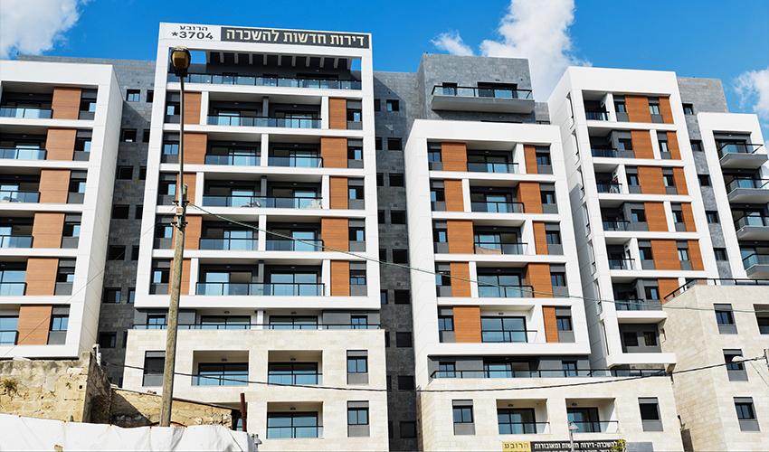 """פרויקט """"הרובע"""" בוואדי סאליב (צילום: קובי סרור)"""
