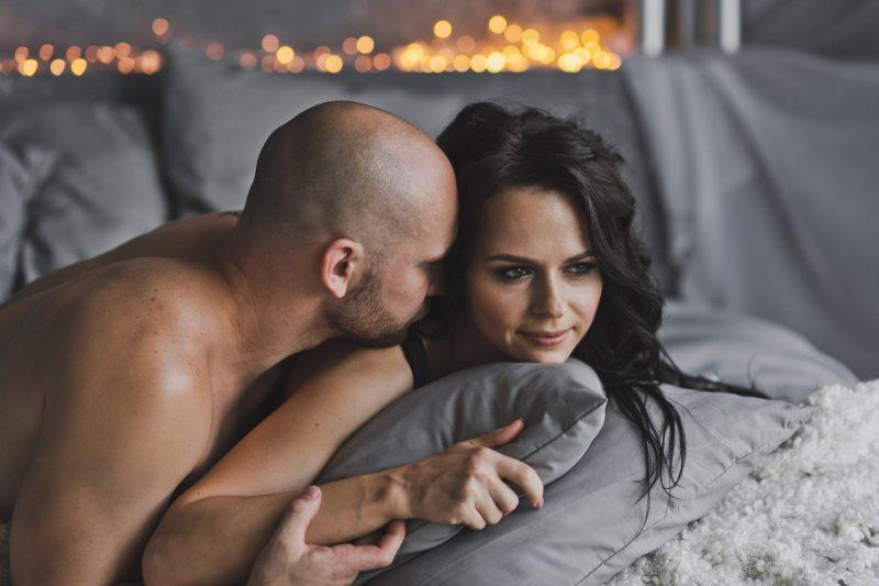 מיניות כביטוי לאהבה. תמונה ממאגר Ingimage