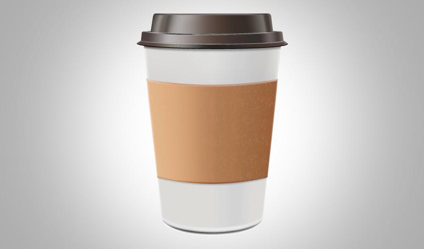 כוס קפה. הפועל לא הצליחה לאתר את המשליך (צילום: א.ס.א.פ קריאייטיב/INGIMAGE)
