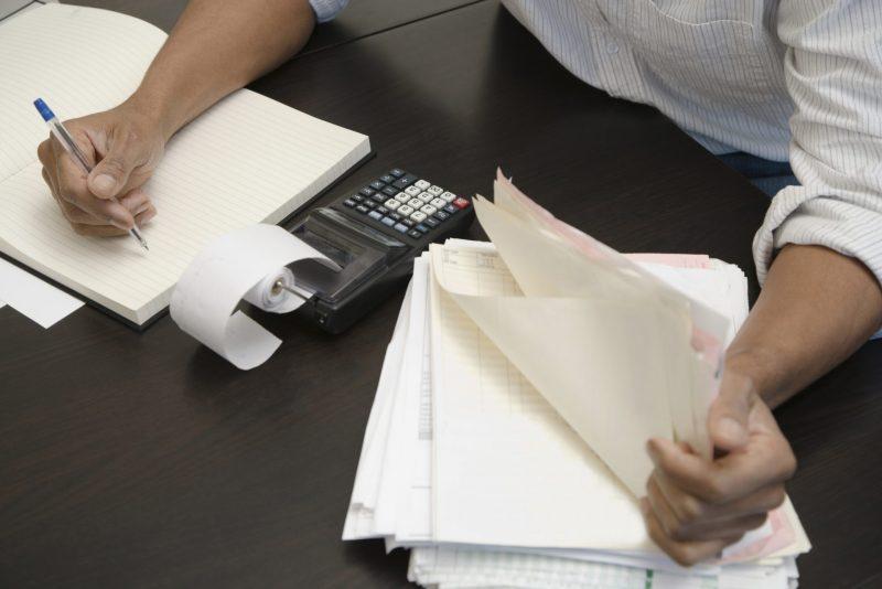 אל תתפשרו על רואה החשבון שלכם. תמונה ממאגר Ingimage