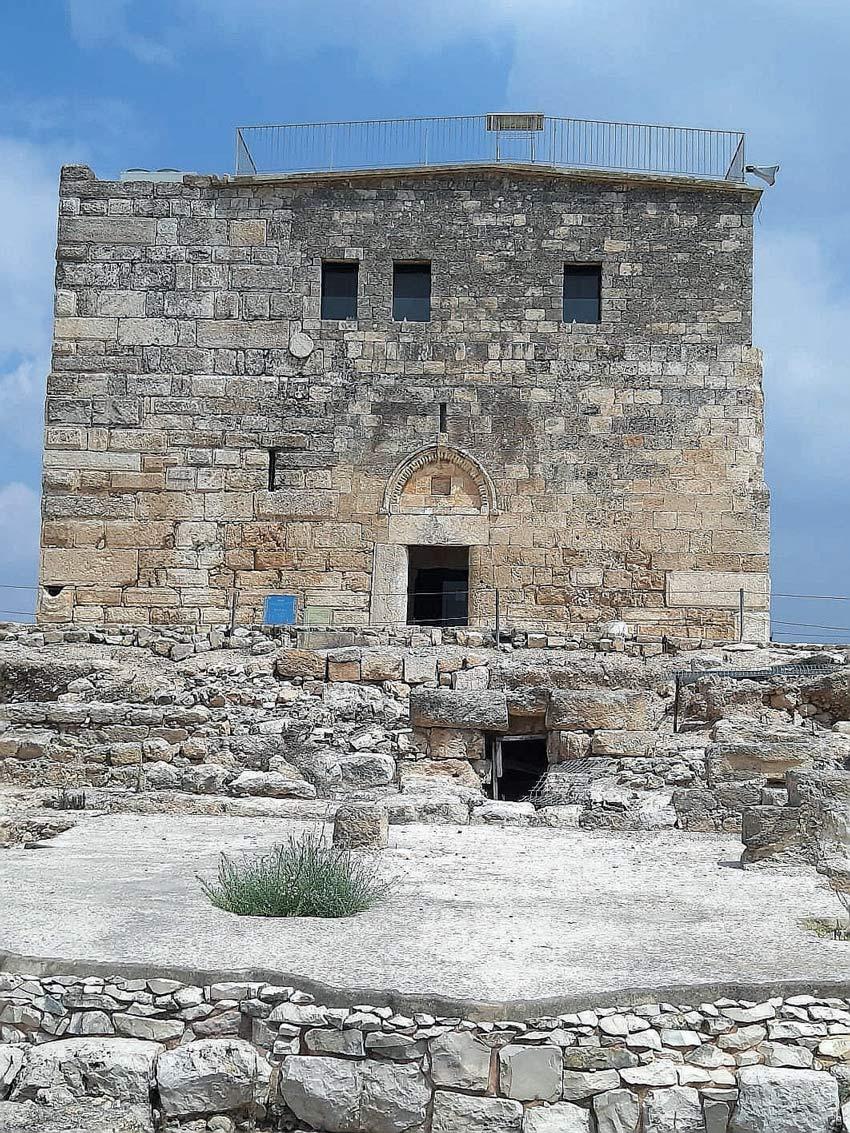 המצודה (צילום: יוסי מזור)