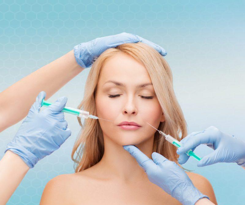 ניתוחי פנים עושים רק אצל המקצועיים ביותר. תמונה ממאגר Ingimage