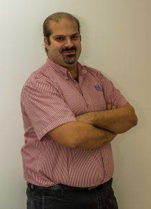 """ד""""ר קועאר מנאר. צילום עצמי"""