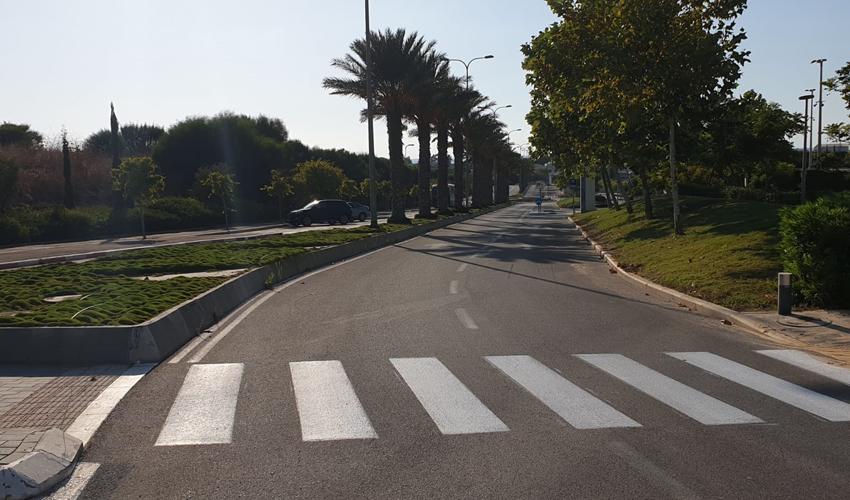 שדרות אפרים קציר (צילום: בועז כהן)
