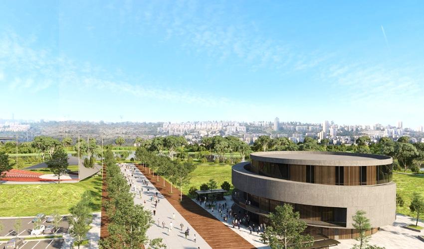 פארק מורד נחל הקישון (הדמיה: משרד יעד אדריכלים ומתכנני ערים ונוף)