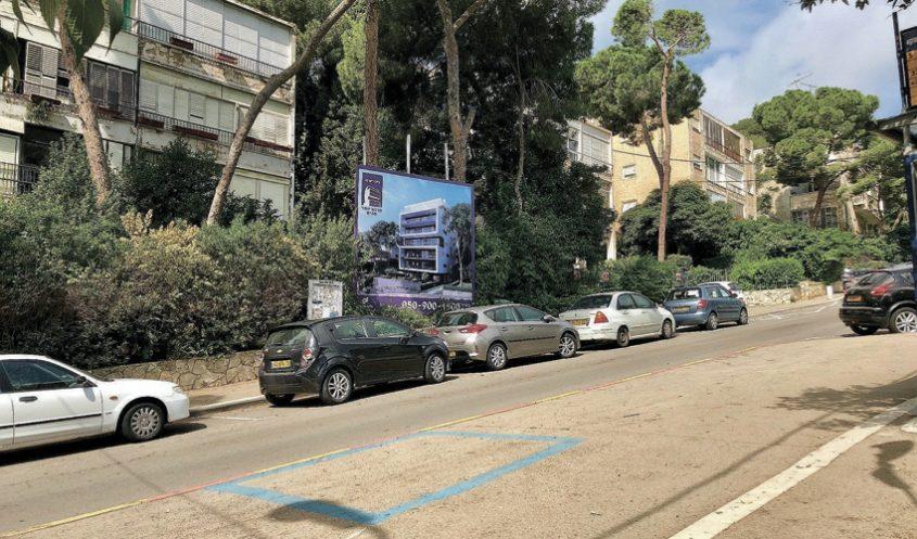 """פרויקט תמ""""א 38 בחיפה (צילום: שושן מנולה)"""