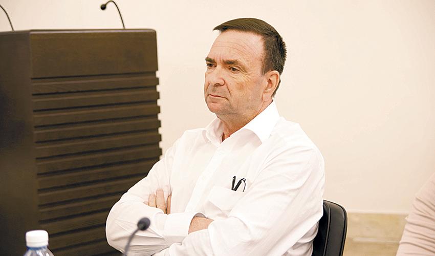 דני נישליס (צילום: אריאל מזרחי)