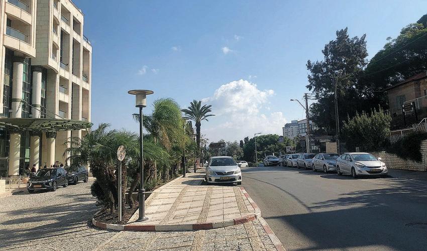 רחוב יפה נוף