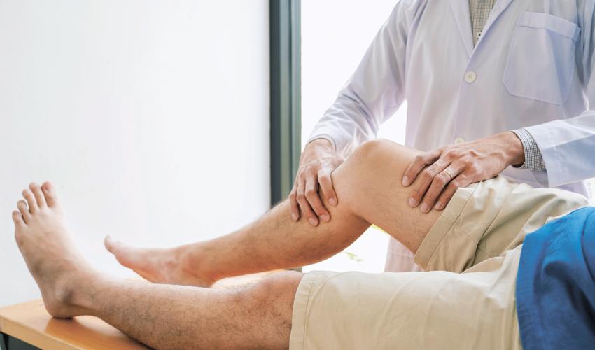 טיפול פיזיותרפי (צילום: א.ס.א.פ קריאייטיב/INGIMAGE)