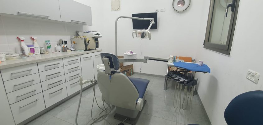 מרפאות שיניים בעכו: מרפאת D.M.C . צילום עצמי
