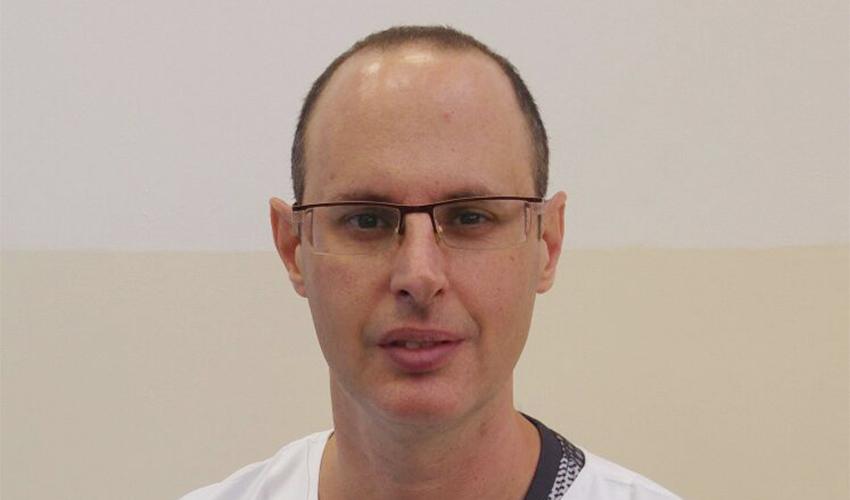 גיא טוביאס (צילום: דוברות שירותי בריאות כללית)
