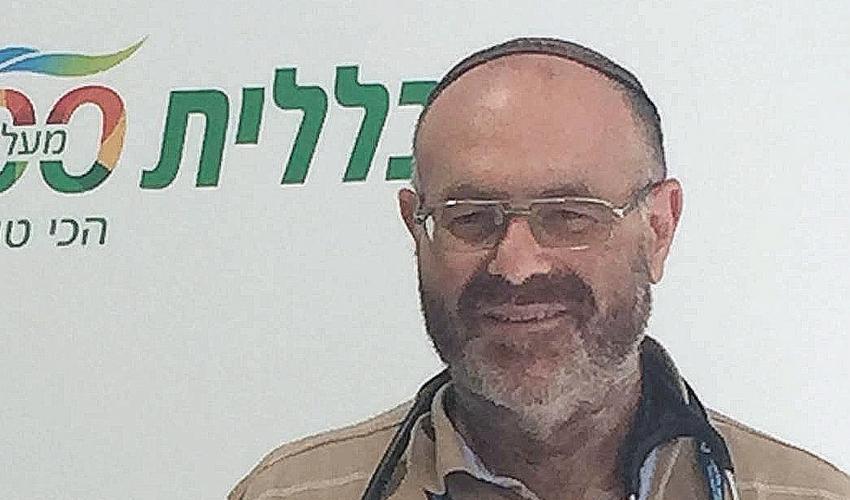 """ד""""ר מרדכי אלפרין (צילום: דוברות שירותי בריאות כללית)"""