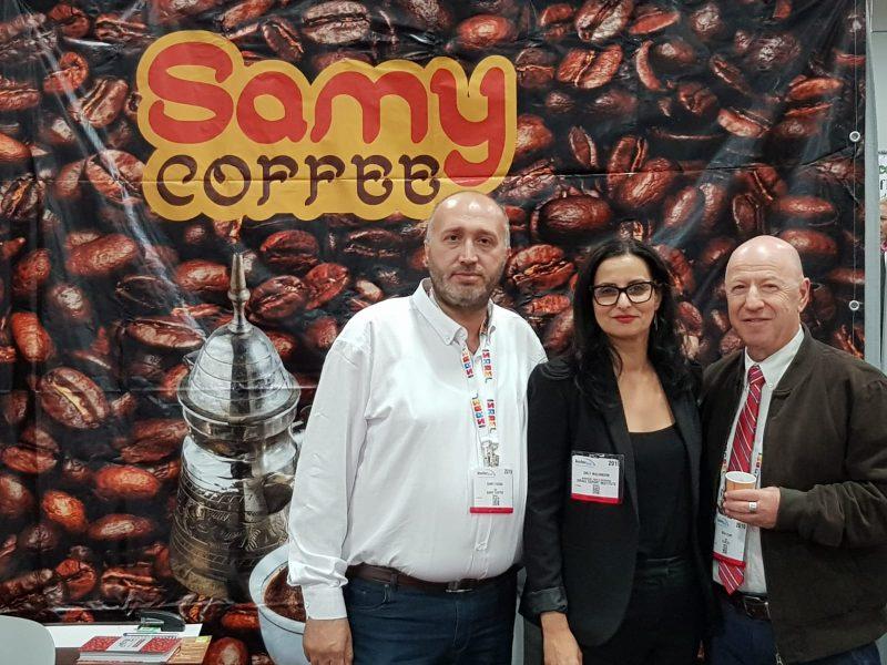 קפה סמי הביא כבוד לעיר חיפה בתחרות בינלאומית. צילום עצמי
