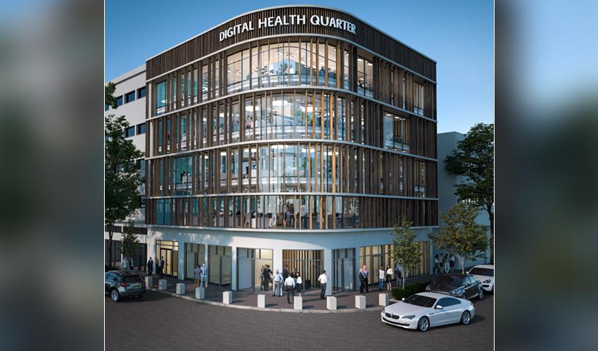 רובע הרפואה הדיגיטלית שיוקם בעיר התחתית