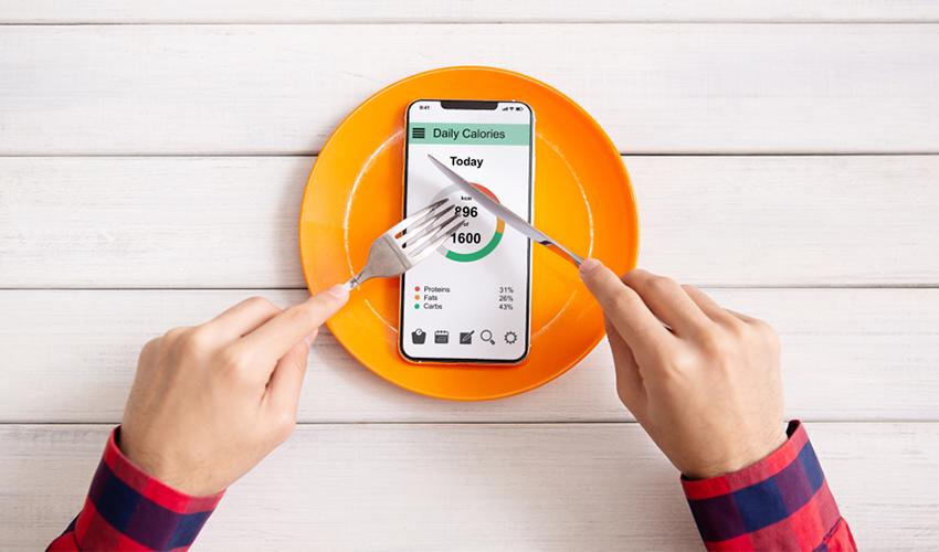 תזונה נכונה בעידן הדיגיטלי (צילום: Prostock-studio, shutterstock.com)