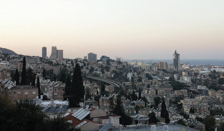 חיפה (צילום: אביב מלכי)